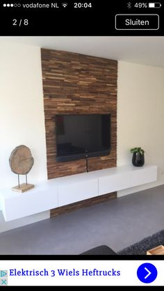 90 Wall Mount Tv Ideas for Small Living Room Tv Wall Mount Style Ideas to Bine with Your attractive Decor, House Design, Room Design, House, Home, Tv Wall Design, Small Living Room, New Homes, Home Deco