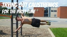Fun time Calisthenics