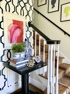 The Petite Entryway