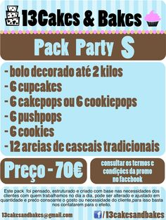 Party Pack S