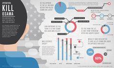 Operation: Kill Osama Data visualization / Infographic
