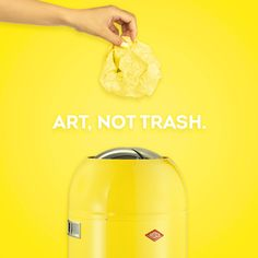 It's official… Wesco Bins & Kitchen Accessories have finally come to the US! Visit www.wesco-shop.us to find our full line up of products, including this beautiful Kickmaster in Lemon Yellow. - - - #artnottrash #wescohome #wescoshop