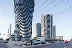 Absolute Towers Mississauga, MAD Architects, Foto: Iwan Baan