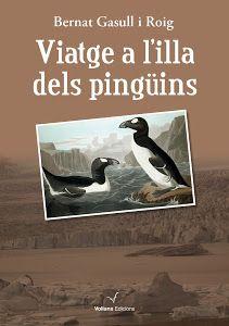 @kat secretaria de Medi Ambient i Sostenibilitat Per #SJMA13, Viatge a l'illa dels pingüins, la novel·la del biòleg Bernat Gasull i Roig http://volianaedicions.blogspot.com.es/2013/02/viatge-lilla-dels-pinguins-de-bernat.html #lecturasverdes #SantJordi