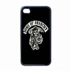 Sons Of Anarchy Apple iPhone 4 4s Case Cover