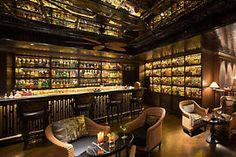Bamboo Bar | Mandarin Oriental Hotel, Bangkok....great atmosphere .. The Place  to enjoy a cuban cigar.