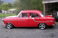 it looks like a Chevy but it's not it's a 1958 Holden from down under Australian Muscle Cars, Aussie Muscle Cars, Chevrolet Ss, Chevy, Holden Australia, Custom Muscle Cars, Pontiac Gto, Triumph Motorcycles, Road Racing