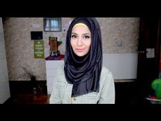 """""""TAKE OFF YOUR HIJAB!"""" she speaks for Muslim woman like me all around the world. Just take a listen and try to understand. Hajib Fashion, Modest Fashion, Hijab Tutorial, Islamic Fashion, Islamic Videos, Hijab Styles, Beautiful Hijab, Hijabs, Muslim Women"""