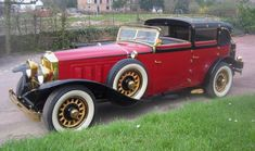 1931 Landaulette Van den Plas - Type AL - Vehicles - MinervaCars.com