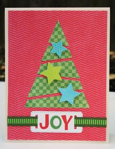 christmas cards by carrot top x 3