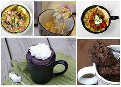 15 Super Easy Mug Recipes For Your Microwave (Choose The Mug Life!) - Oola.com