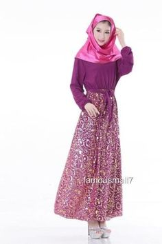 Hannah s long dresses jilbab