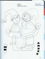 Gallery.ru / Фото #32 - 406 - Yra3raza Christmas Templates, Christmas Crafts, Christmas Ideas, St Nicholas Day, Classroom Door, Album, Decoration, Techno, Snoopy