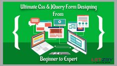 Free udemy Coupon: Ultimate CSS & JQuery Form Designing From Beginner to Expert. Learn to Master CSS & JQuery and Forms + UI Designing best UI designer Form Design, Shape Design, Web Design, Web Development Tutorial, Programming Tutorial, Best Online Courses, Web Forms, Free Coupons, E Commerce