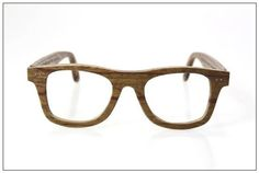 f46d9a9cf8a Items similar to HANDMADE TAKEMOTO Yellow rosewood wayfarer vintage  eyeglasses on Etsy