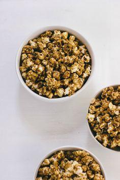 Sweet and Salty Caramel Corn | Handmade Charlotte