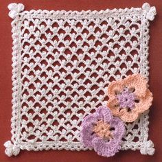"Photo from album ""Asahi Original Crochet Flower Doily (China)"" on Yandex. Crochet Mandala, Crochet Motif, Irish Crochet, Easy Crochet, Crochet Flowers, Free Crochet, Crochet Patterns, Potholder Patterns, Craft Patterns"