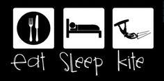 eat sleep kite