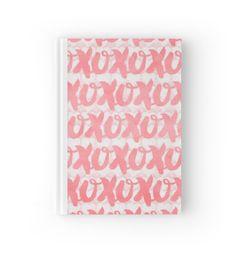 xoxo (pink) by noondaydesign
