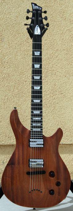 Roman Quicksilver Guitars