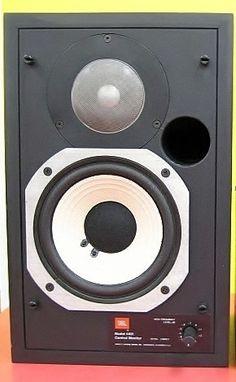 JBL 4401 studio monitor