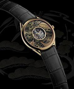 Vacheron Constantin - Swiss Watch Maker of Luxury and fine watches, high-end watches  http://vacheron-constantin.com