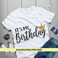 It's My Birthday Svg, Birthday Balloon Gift, Birthday King Svg, Fabulous Birthday Girl, Cameo Scrapb It's My Birthday Shirt, Custom Birthday Shirts, Turtle Birthday, Girl Birthday, 30th Birthday, Turtle Party, Birthday Gifts, Birthday Cake, Slumber Party Games