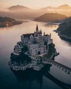 Photos by The post Fairytale castle Guizhou, China. Photos appeared first on . Beautiful Castles, Beautiful Buildings, Beautiful Places, Fantasy Castle, Fairytale Castle, Places To Travel, Places To See, Places Around The World, Around The Worlds