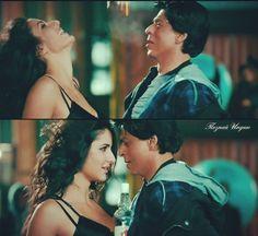 Katrina Kaif and Shahrukh Khan in Ishq Shava- Jab Tak Hai Jaan