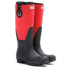Hunter - Original Scuba Eyelet rubber Wellington boots - mytheresa.com GmbH