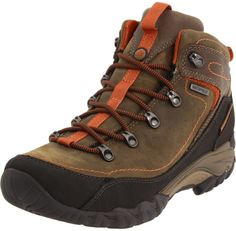 Merrell Brown Womens Chameleon Arc Ll Rival Waterproof Lace Up Boot Flat Boots, Lace Up Boots, Men's Shoes, Shoe Boots, Waterproof Hiking Boots, Merrell Shoes, Chameleon, Wedges, Flats