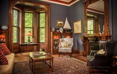 This Victorian Looks Pretty Darn Good For 142 Years Old  - Veranda.com