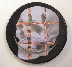 """Saatchi Online Artist: steve nicholson; Other, 2012, Mixed Media """"sunshine, happiness, sex, and death"""""""