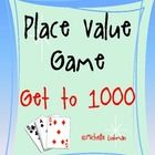 Students play this engaging game with a partner to review all place value skills.  Meets common core standards for fourth grade.  While playing thi...
