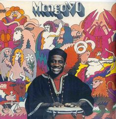 Mongo Santamaria – Mongo '70, 1970