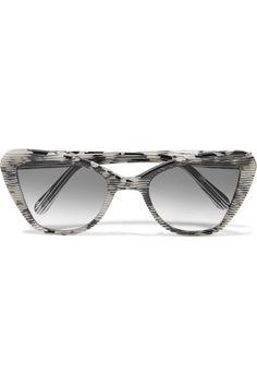Prism   Venice cat-eye acetate sunglasses   NET-A-PORTER.COM