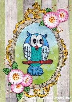 Coloured with promarkers I Card, Plates, Tableware, Crafts, Color, Licence Plates, Dishes, Dinnerware, Manualidades