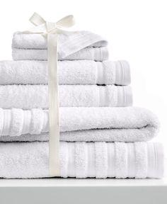Baltic Linens Turkish Pure Elegance 6-Piece Towel Set