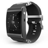 I'm Watch - the ultimate smart watch connects to your iphone or android phone! Pet Dogs, Dog Cat, Cool Watches, Smart Watch, Tech, Android, Iphone, Cats, Tecnologia
