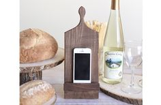 GroopDealz | Custom iPhone Stand - Need to DIY one for the iPad and Tablet!  ($10)