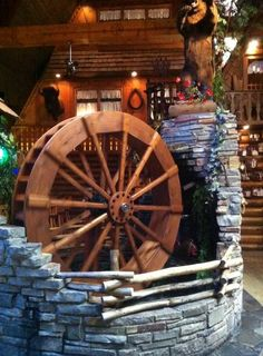 1000 Images About Diy Water Wheel On Pinterest Water