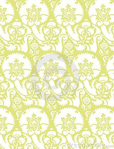 Victorian Wallpaper Vector 7