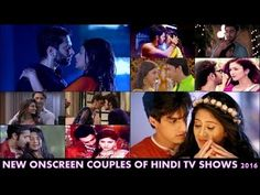Top 10 Best NEW On Screen Couples of Indian Television Shows 2016 : HOTT...
