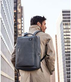 Designer Gifts for Him: Jack Spade Men's Gifts Jack Spade, Just For Men, Travel Gifts, Sling Backpack, Gifts For Him, Leather Men, Backpacks, Bags, Shopping