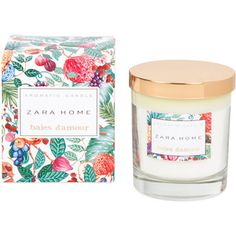 Zara Home Baies D'Amour Scented Candle