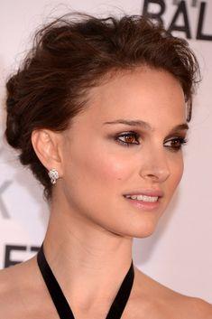 Natalie Portman - makeup