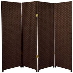 You'll love the 4 Foot Tall Paneled Room Divider at Wayfair - Great Deals on all Furniture products with Free Shipping on most stuff, even the big stuff.