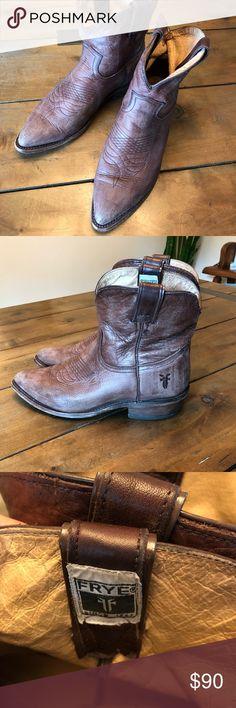 Selling this Frye cowboy boots on Poshmark! My username is: aroemen. #shopmycloset #poshmark #fashion #shopping #style #forsale #Frye #Shoes