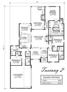 madden home design the tuscany ii. Interior Design Ideas. Home Design Ideas