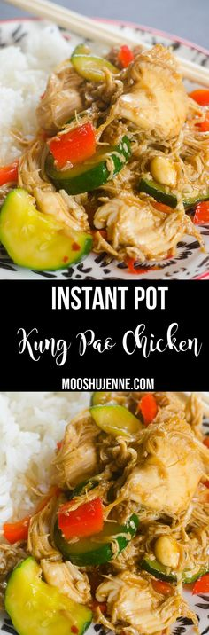 Instant Pot Kung Pao